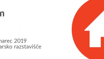 Predstavljamo se na Sejmu Dom 2019