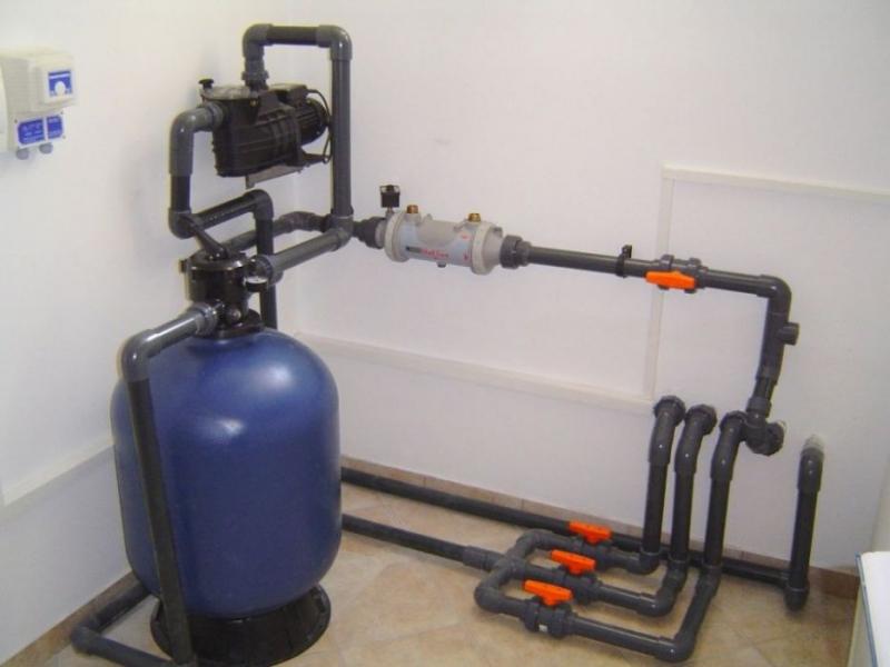 bazen filtrirni sistem filter strojnica remax 3