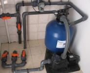 bazen filtrirni sistem filter strojnica remax 1