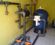 bazen filtrirni sistem filter strojnica remax 2