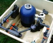 bazen filtrirni sistem filter strojnica remax 7