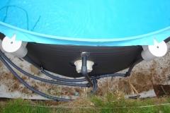 Vgradni elementi za montažne bazene