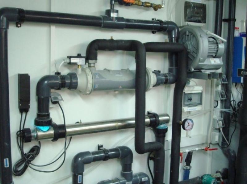 bazen ogrevanje toplotni izmenjevalec remax (4)