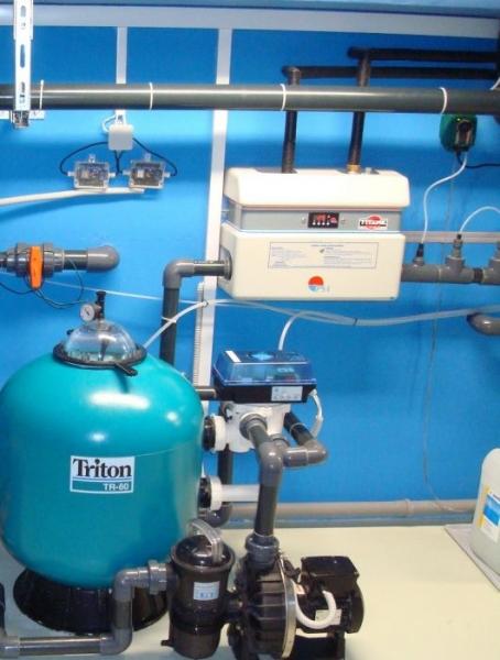bazen ogrevanje toplotni izmenjevalec remax (5)